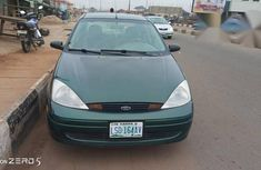 Ford Focus 2002 Green for sale