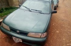 Nissan Almera 1999 Green for sale