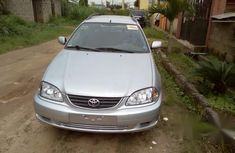 Toyota Avensis 2002 Silver FOR SALE