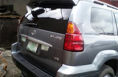 Nigeria Used Lexus GX470 2004 for sale