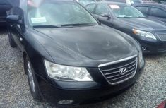 Hyundai Sonata 2007 Black For Sale