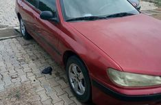 Neatly Used Peugeot 406 1999 Red