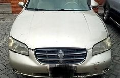 Nissan Maxima 2001 Gold for sale