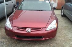 Very Clean Honda Accord 2000 Red for sale