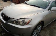 Lexus Is250 2006 Gray for sale