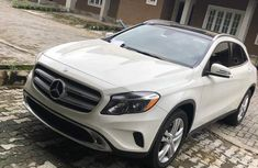 Mercedes-Benz GLA 250 2016 White for sale