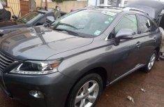 Lexus RX 2013 Petrol Automatic Grey/Silver