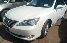 Tokunbo Lexus ES 350 2010 White for sale