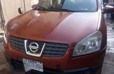 Nissan Qashqai 2008 Red for sale