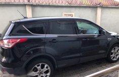 Ford Escape 2013 Black For Sale