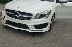 Mercedes-Benz CLA 250 2014 White for sale