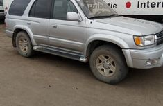 Toyota 4runner 2000 Silver for sale