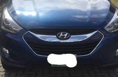 Hyundai Ix35 2015 Blue for sale