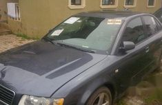 Audi A4 2004 Gray for sale