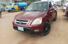 Honda CR-V 2003 ₦600,000 for sale