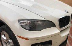 Clean Nigerian Used BMW X6 2011 White