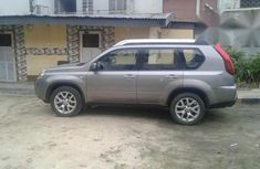 Nissan X-trail 2012 Gray for sale