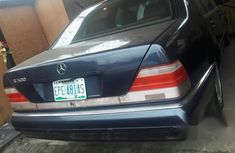 Mercedes-Benz S500 1998 Blue for sale