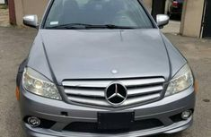 Mercedes Benz C350 2009 Gray for sale