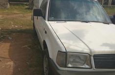 Tata Safari 2002 Van White For Sale