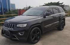 Jeep Grand Cherokee 2015 Black for sale