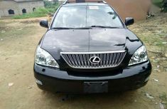 Lexus RX 2004 Black for sale