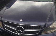 Mercedes Benz C250 2013 Blue for sale
