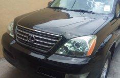 Lexus GX 470 2004 Black for sale