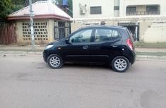 Hyundai I10 2010 Black for sale