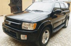 Affordable Infiniti QX4 2001 Black for sale