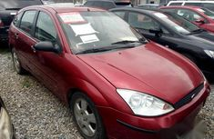 Ford Focus 2005 Red for sale