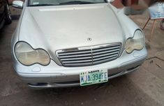 Mercedes Benz C320 2004 Silver for sale