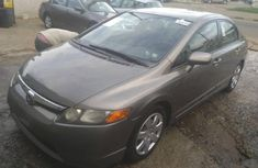Honda Civic 2007 Brown for sale