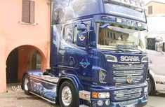 Scania 340 2008  for sale