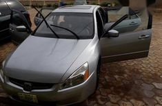 Honda Accord EOD 2005 Silver for sale