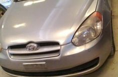 Hyundai Accent 2009 Silver for sale