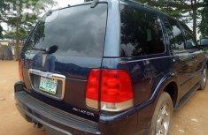 Lincoln Navigator 2006 Blue for sale