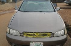 Nissan Altima 2000 Gray for sale