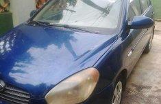 Hyundai Accent 2008 Blue for sale