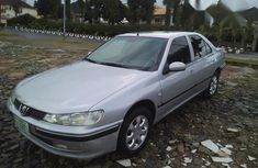 Clean Peugeot 406 2003 Silver for sale