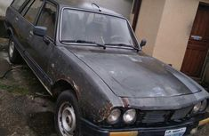 Peugeot 504 1989 Gray for sale