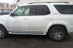 Toyota Sequoia 2007 White for sale