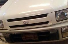 Infinity Qx4 1999 White for sale