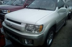 Infinity QX4 2002 White for sale