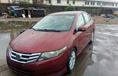 Clean Register Honda City 2009 Red for sale