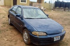 Honda Civic 1992 Blue for sale