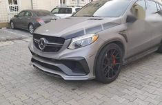 Mercedes-Benz Gle 63 2017 Gray for sale