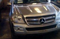 Clean Mercedes-Benz GL Class GL550 2007 Gold