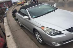 Clean And Neat Toyota Solara 2007 Silver