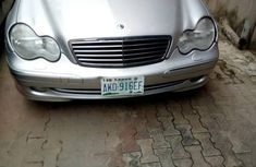 Mercedes-Benz C200 2003 Silver for sale